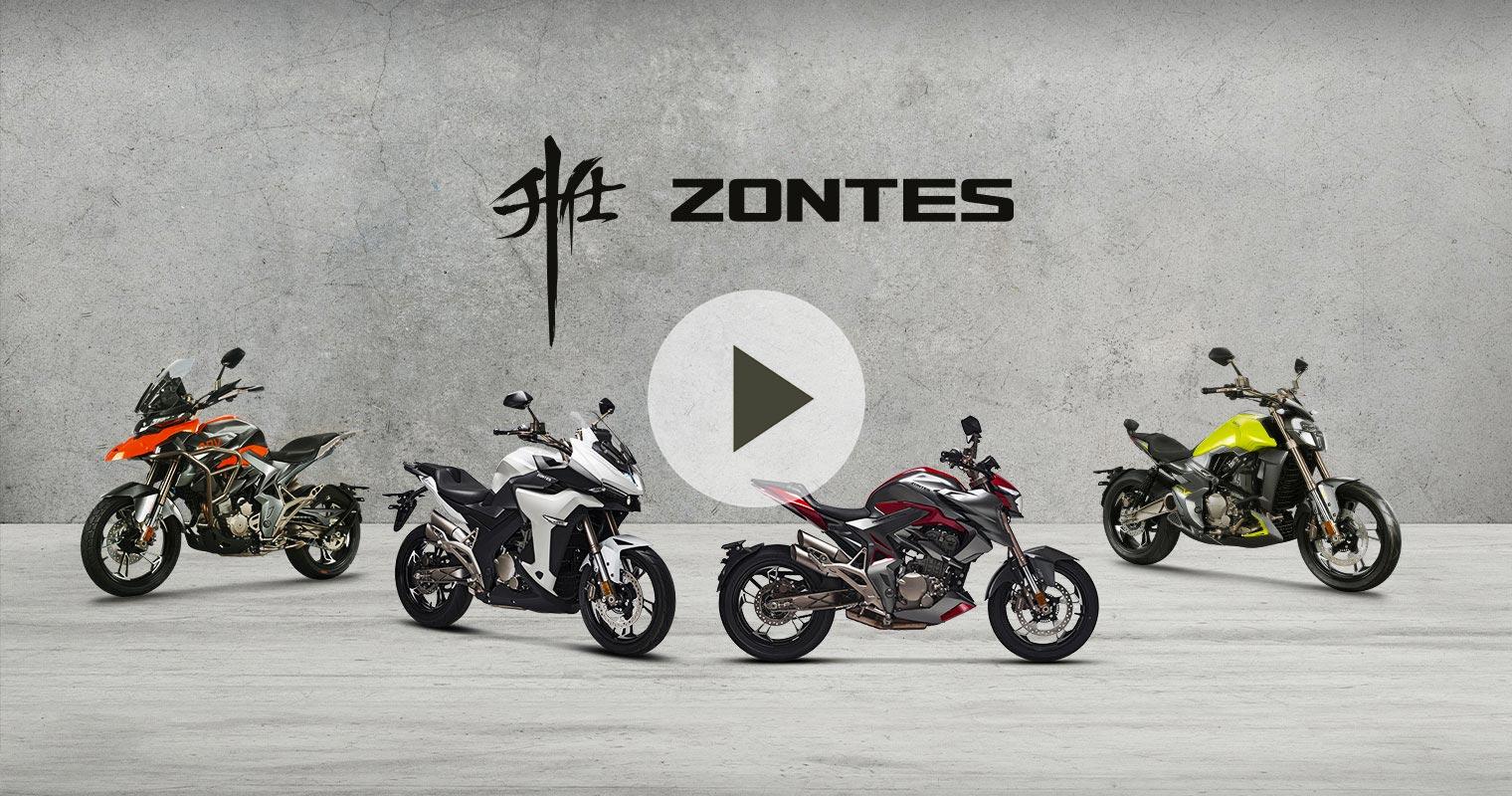 Recensione Zontes su Moto.it