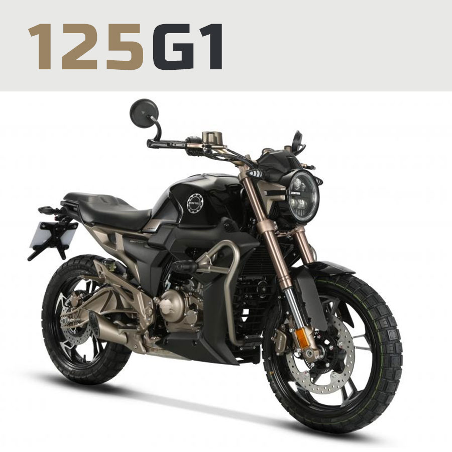 Zontes 125 G1