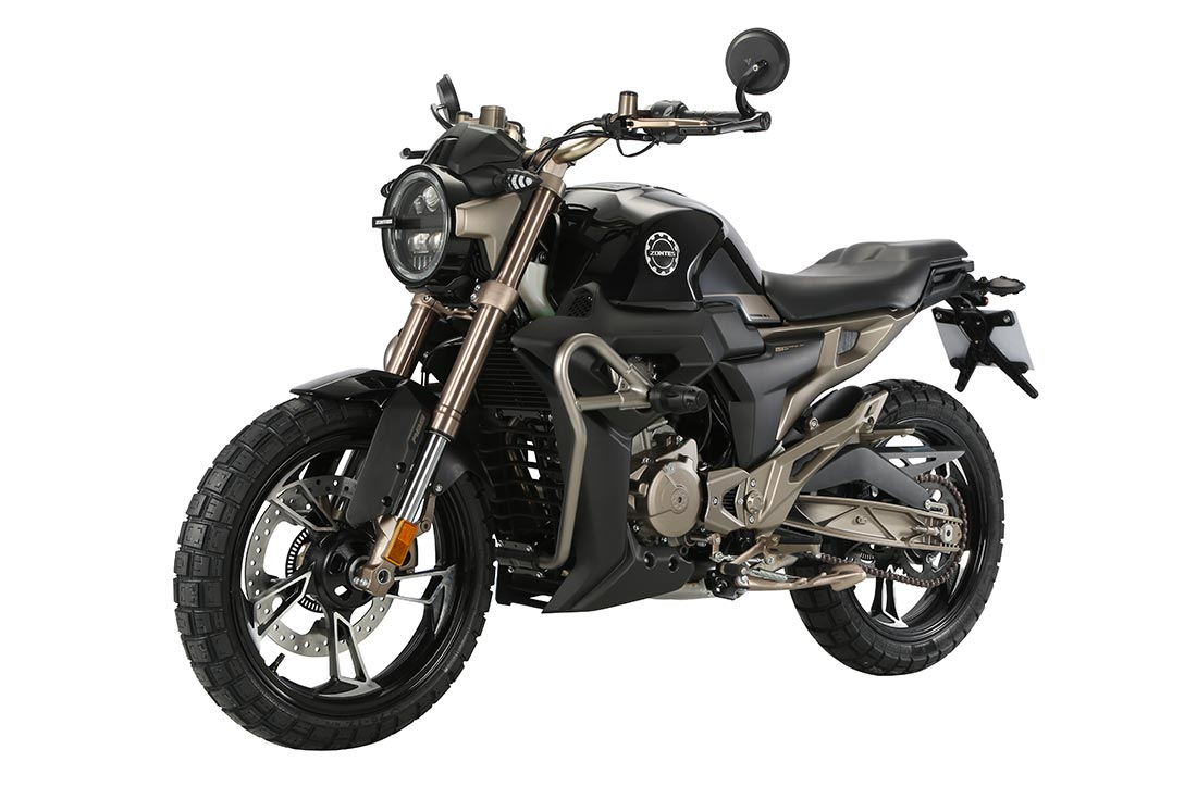 Zontes 125cc G1