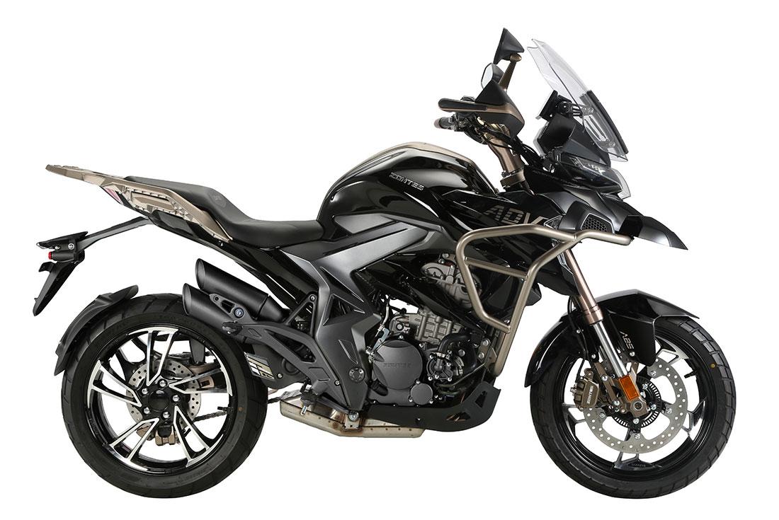 Zontes 310 black