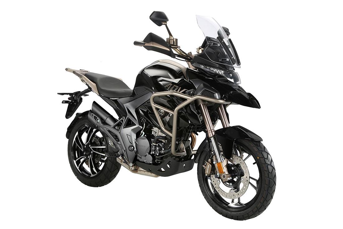 Zontes 310 T1 black